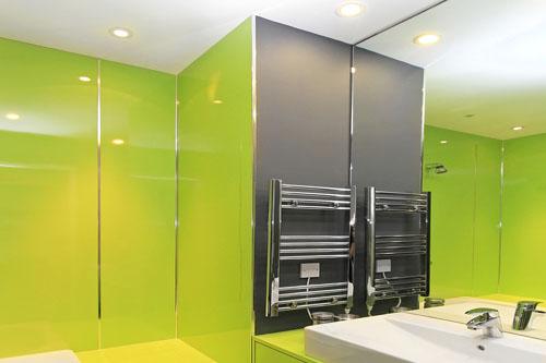 Dwa Oblicza Zielonej łazienki Dom I Ogród